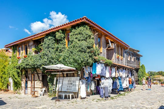 Nessebar OId Town Private Tour