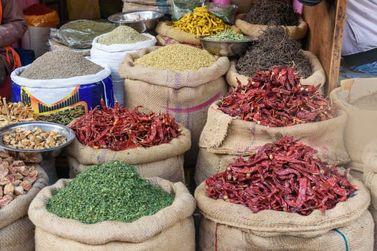 Chillies Walk in Jaipur