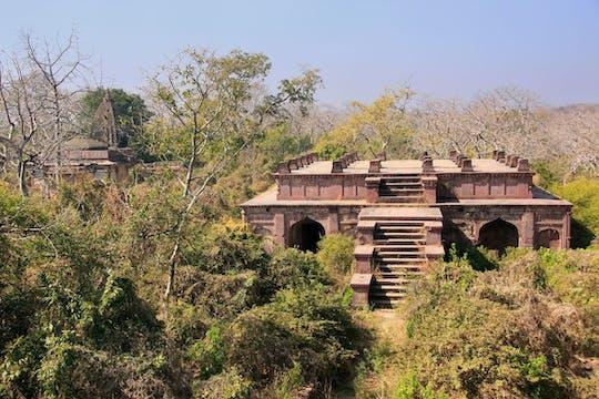 Caminhada de 3 horas para o Forte Ranthambore