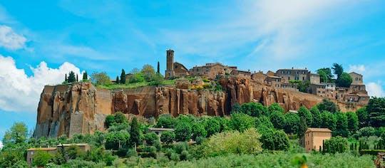 Viagem de um dia para Orvieto e região de Umbria saindo de Roma