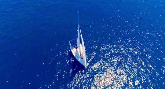 Croisière en yacht privé à Corfou