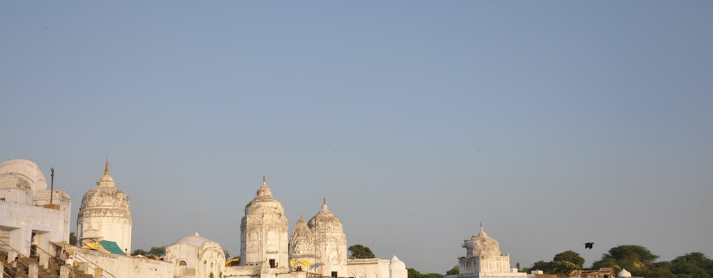 Trilhas menos conhecidas de Agra