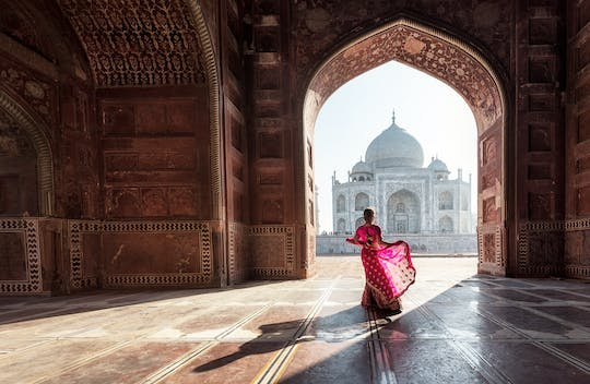 Full-day Agra city tour