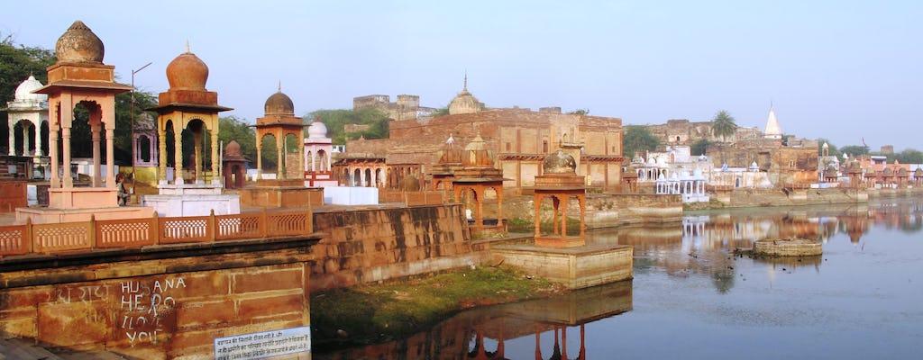 Ciudad de Dholpur de día completo desde Agra