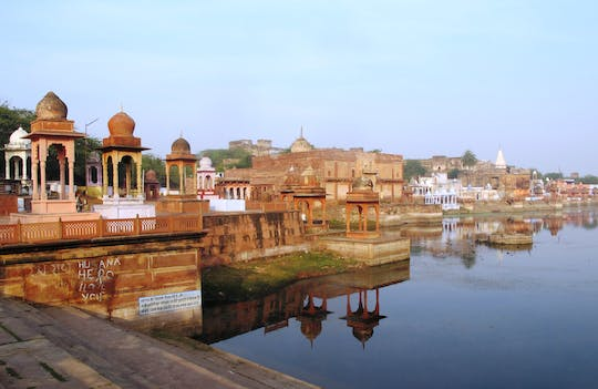 Full-day Dholpur city from Agra