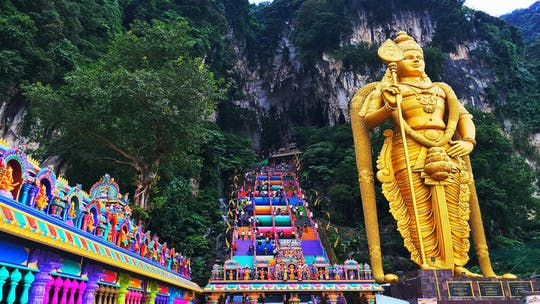 Полный день: Куала-Лумпур настроить ознакомительный тур