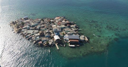 Mucura Island en San Bernardo Coral Park boottocht