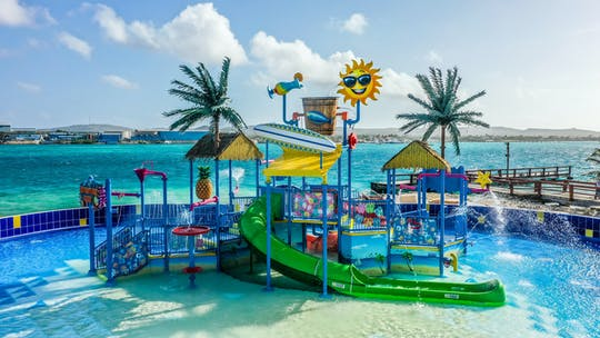 All-inclusive tickets voor waterpark De Palm Island met bustransfers