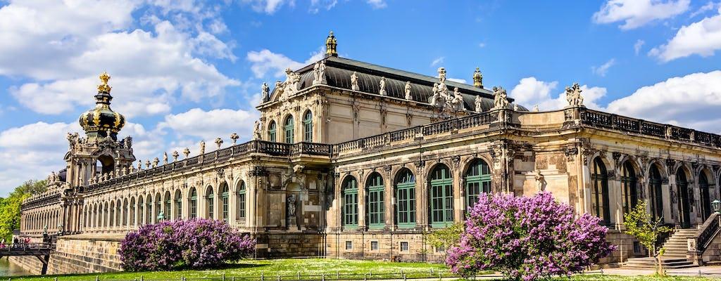 Visita guidata Galleria delle immagini dei vecchi maestri di Dresda