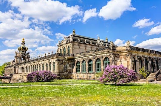 Visita guiada Galería de imágenes de los viejos maestros de Dresde