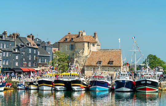 Honfleur's highlights walking tour