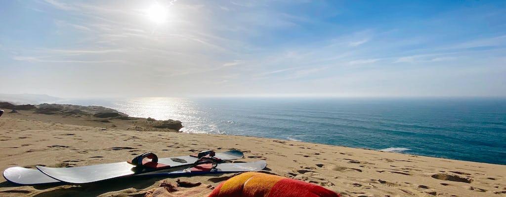 Wybrzeże Atlantyckie i Sand-Boarding