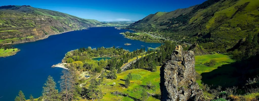 Columbia Gorge tour: Hike, Wine and Discover