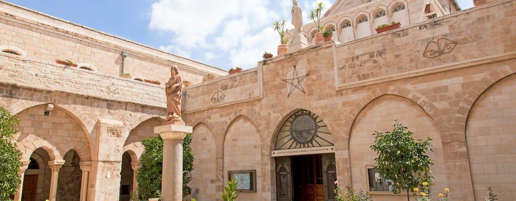 Excursão de dia inteiro em Belém e Jericó saindo de Jerusalém