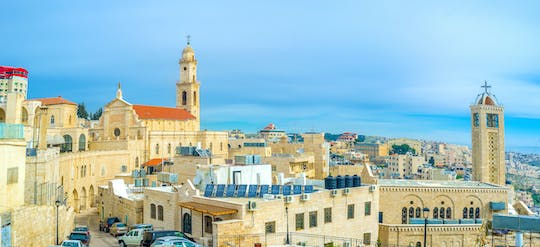 Full- day tour of Bethlehem and Jericho from Tel Aviv