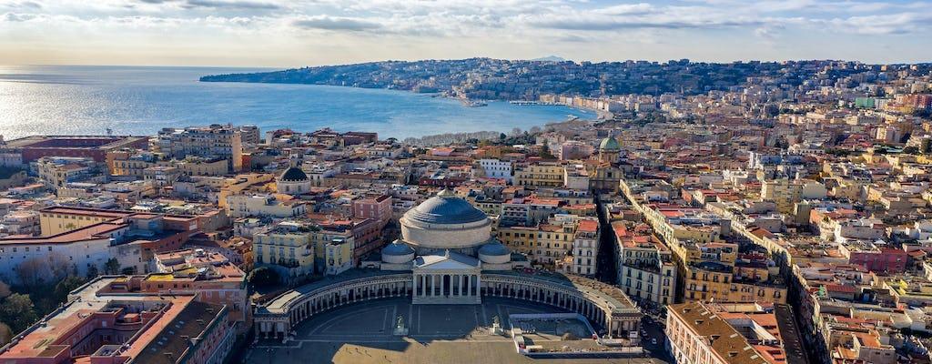 Tour a piedi della città vecchia di Napoli