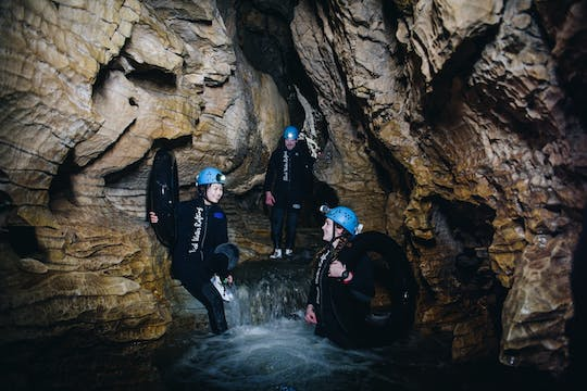 Black abyss - ultimate Waitomo caving experience