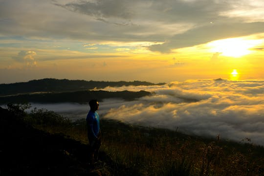 Mount Batur sunrise hike with breakfast on the top