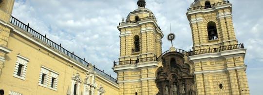 Visite privée d'une journée à Lima avec la cathédrale, l'église de San Francisco et le musée Larco