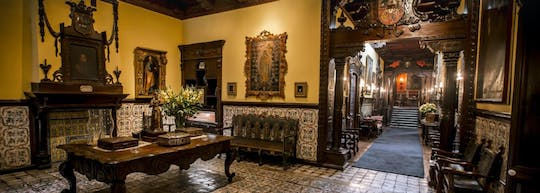 Half-day private tour to Casa Aliaga, San Francisco Convent and Larco Museum