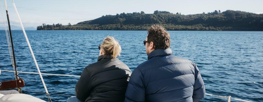 Experiência do lago Taupō voyager