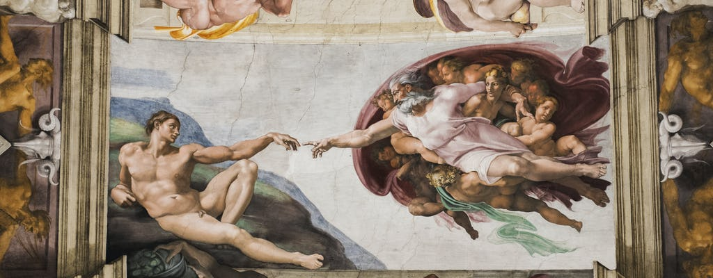 Self-guided tour of the Vatican and fast-track access to the Vatican Museums