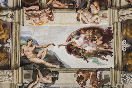Tour autoguiado do Vaticano e acesso rápido aos Museus do Vaticano