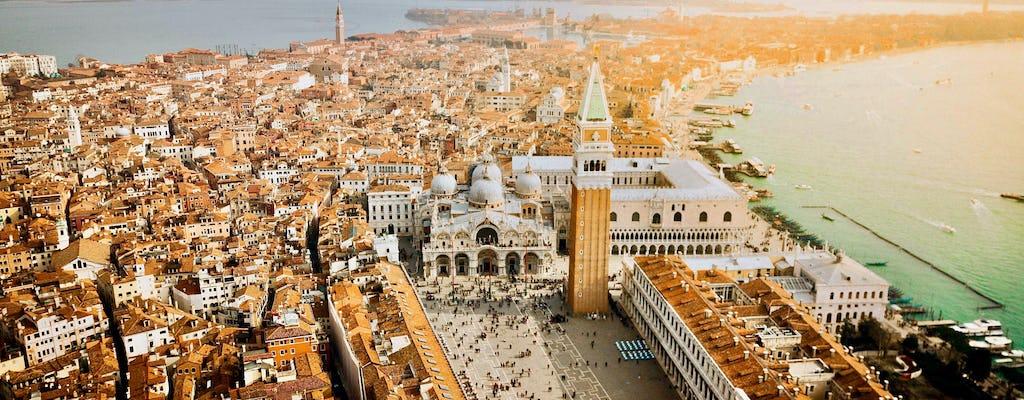 Excursão a Veneza com a Basílica de São Marcos e os bilhetes inesquecíveis para o Palácio do Doge