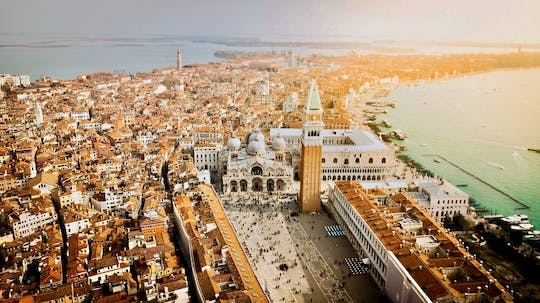 Venice tour with Saint Mark's Basilica and Doge's Palace skip the line tickets