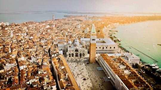 Экскурсия по Венеции с Санкт-Марко и дворец Дожей без очереди авиабилеты