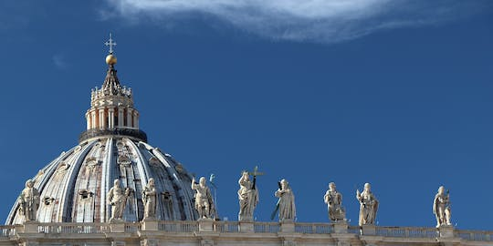 Fast-access Vatican Museums tour and St. Peter's dome climb