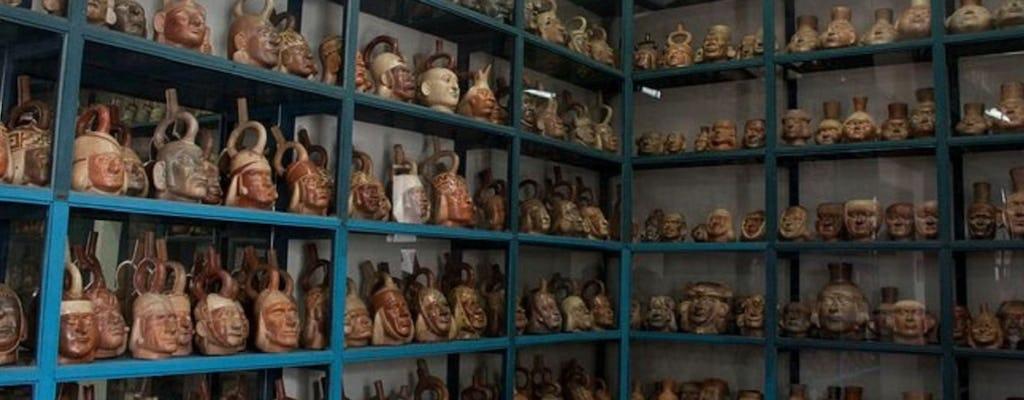 Индивидуальная экскурсия по городу с пакетом куратор Музея Ларко