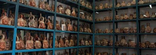 City tour privado con servicio de curador en el Museo Larco