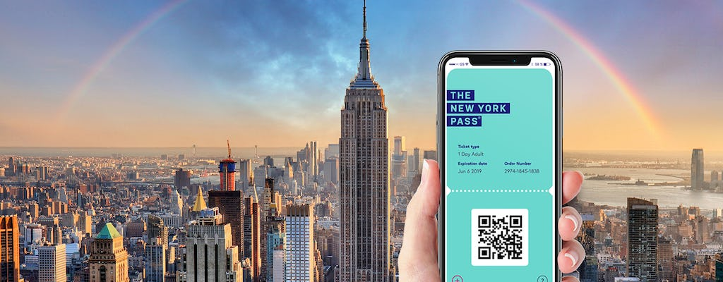 The New York Pass with 100+ Attractions