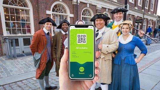 Go Boston All-Inclusive Pass