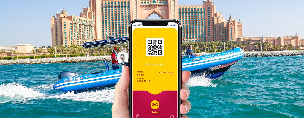 Go Dubai Pass All-Inclusive