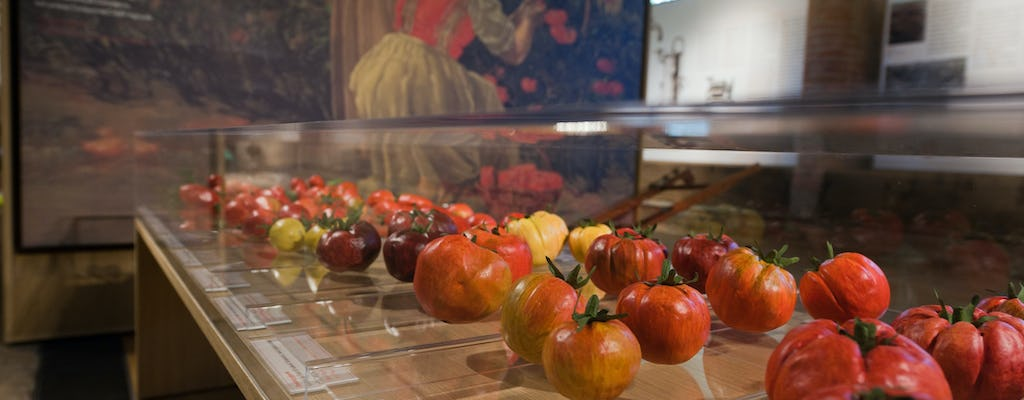 Tickets to the Tomato Museum in Collecchio
