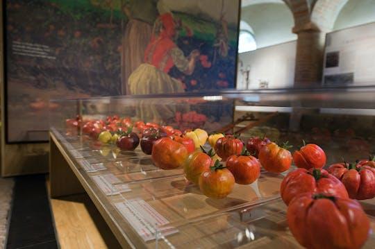 Biglietti per il Museo del Pomodoro a Collecchio
