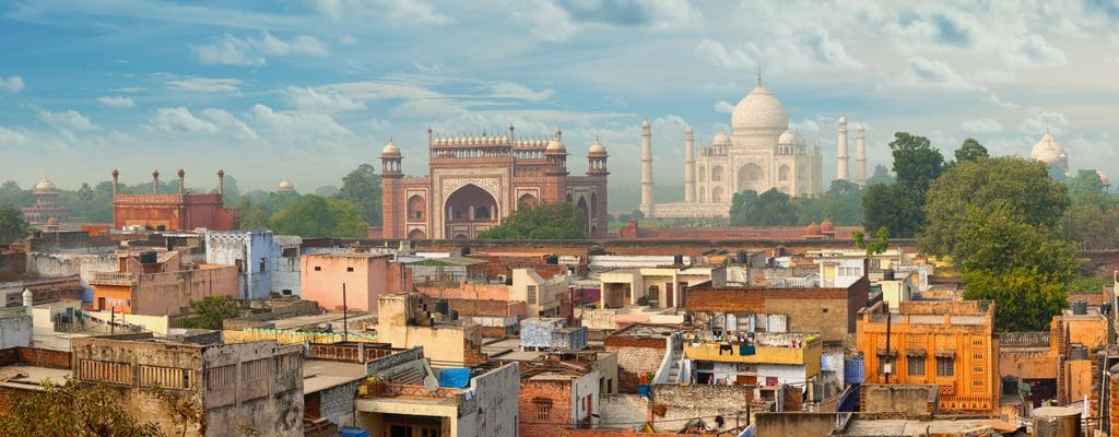 Agra walking tour