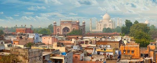 Agra walking tour