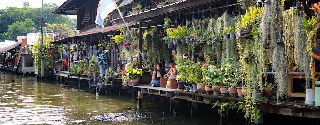 Royal Grand Palace and Bangkok Canal Tour