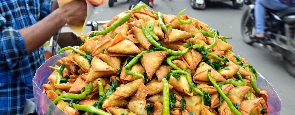 O café da manhã invade Agra