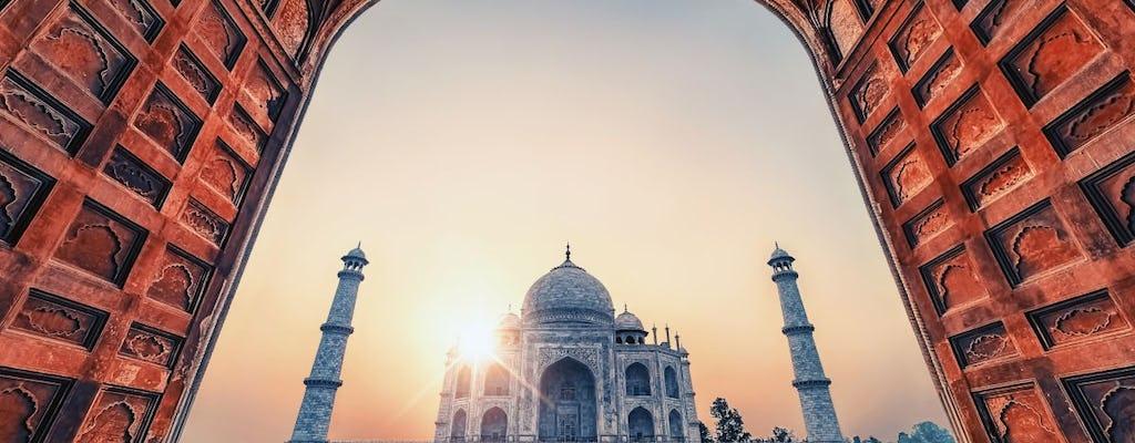 Full-day Quintessential Agra