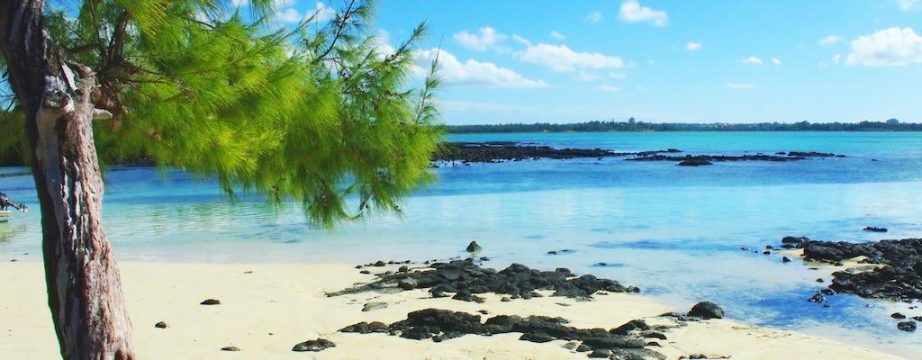 Kayak de mar en Mauricio en Île D'Ambre