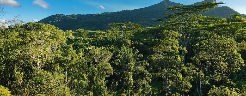 Bilhetes de entrada em Mauritius Ebony Forest Chamarel