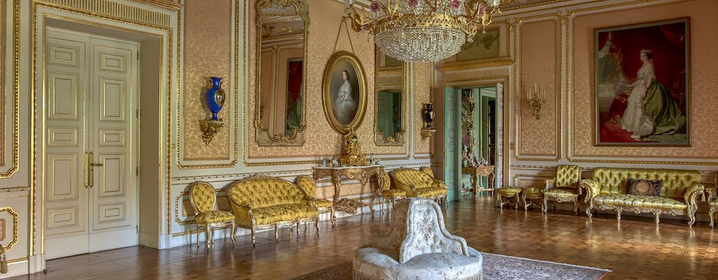 Skip-the-line tickets to Liria Palace with audio guide