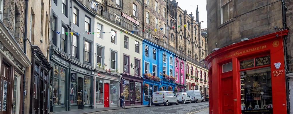Tour a piedi magico di Harry Potter a Edimburgo