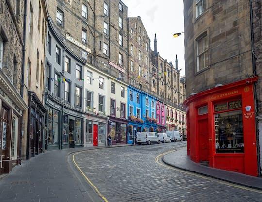 Harry Potter Magical Walking Tour in Edinburgh