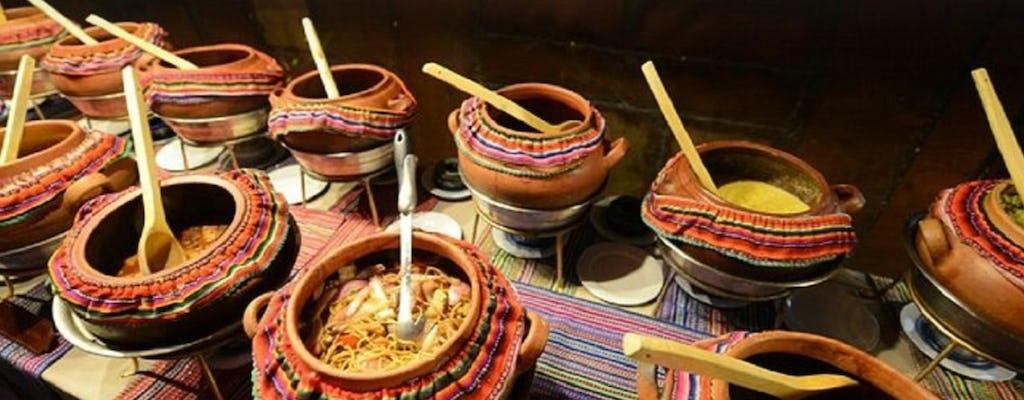 Индивидуальная ночная экскурсия по Барранко с ужином и фольклорным шоу
