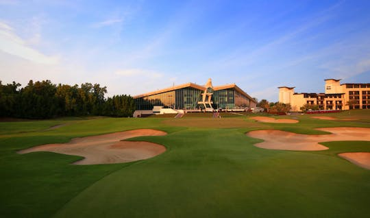 Abu Dhabi Golf Course